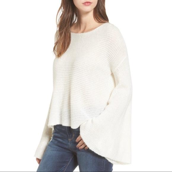 bp Sweaters - BP Flare Sleeve Sweater